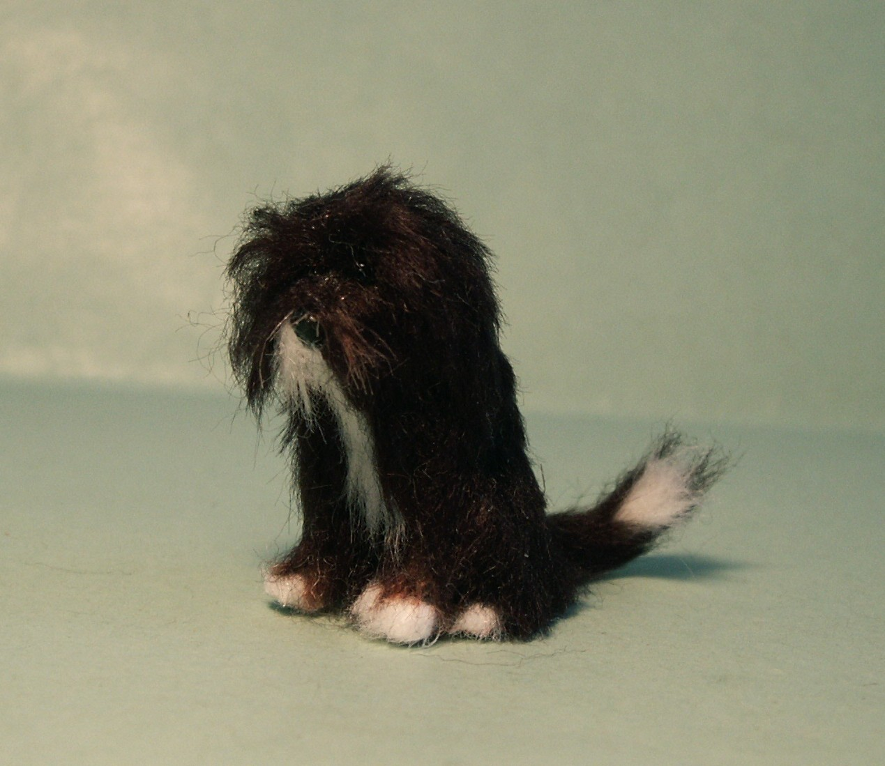 Dog for the dolls house